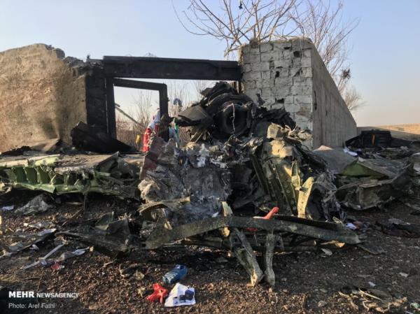 Украинский Боинг: снимки с места трагедии